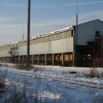 Железнодорожная нефтеналивная эстакада г. Рязань