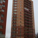 Многоэтажные жилые дома в г. Самара