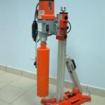 Оборудование для извлечения кернов из строительных конструкций