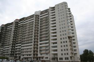 Жилые дома по ул. Нововокзальная –Советской Армии в г. Самаре (конструктивная часть)