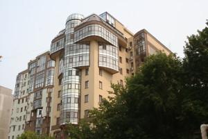 Секция монолитного жилого дома по ул. Степана Разина, г. Самара