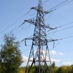 Опоры линий электропередач в Самарской области