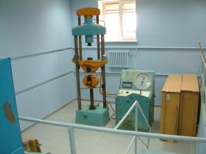 Испытания и контроль качества материалов и конструкций